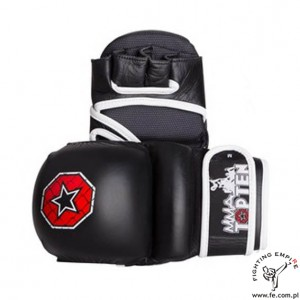 Rękawice skórzane do MMA TOP TEN Striking Training Gloves