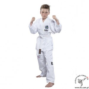Dobok do taekwon-do Top Ten Deluxe ITF nowe logo